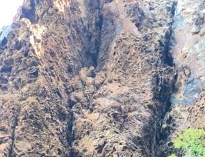 2020.10.02 赤岩ピナクル側壁開拓 「クレイジーチムニールート」