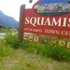 Squamish.Canada.BC(Bugaboo前)