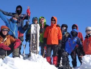 2012年度冬合宿報告