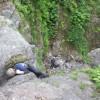 2014.7.13 利別目名川本流~メップ岳~真駒内川(計画では目名一の沢下降)