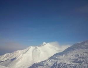 2016.2.11~2.12 斜里岳